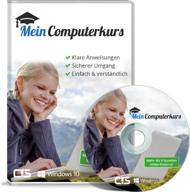MEIN Computerkurs DVD Box